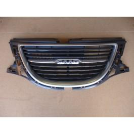 Grille, Origineel, Saab 9-5NG, bj 2010-2012, ond.nr. 12841966, 12844201, 12776800