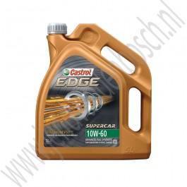 5 liter Castrol Edge Sport 10W60 motorolie, Getunede en volle druk turbo motoren
