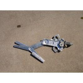 Raammechanisme, links en of rechts, gebruikt, Saab 900NG cabrio en 9-3 versie 1 cabrio, bouwjaar 1994 tm 2002, ond. nr. L: 4328712, 4695714, 4851895, R: 4328720, 4695722, 4851887