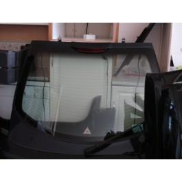 Achterklep, gebruikt, Saab 9000cs, ond.nr. 48537776, 4293049, 30541916