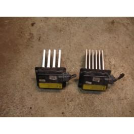 Regelweerstand interieurventilator, gebruikt, Saab 9000, bouwjaar 1985 tm 1998, ond nr. 4071775, 4632477