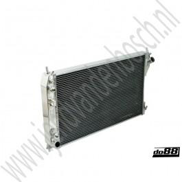 Aluminium performance radiateur, do88, Saab 9-3 v2, B207, D223L, bj 2003-2012, org.nr. 24418342