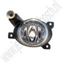 Mistlamp, Links, rond model, aftermarket, Saab 9-3 v2, 9-5, ond.nr. 12755354, 12777400