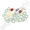 Airco o-ring ombouwset Retrofit kit, r12 naar R134a
