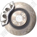 "Rem upgrade set, 17+"" Big Brake Kit, dubbele zuigers, J&D Engineering, Saab 9-5, 9-3 v2, 2002-2012"