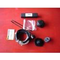 13-polige stekkerdoos trekhaak incl.bedrading en controlbox voor aansluiting aan autobedrading, Saab 9-3v2 bj. 03-12, ond.nr. 12785959 745024