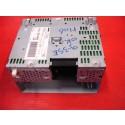 Gebruikt radio unit voor Saab 9-3 Versie 2 bouwjaar: 2003 tm 2006. ond. nr. 12761502 12758076 12803729 12802509 12802453