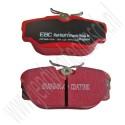 EBC voorremblokset Red Stuff, Saab 900 Classic en Saab 9000, bouwjaar 1985-1993, org. nr. DP3779C