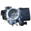 Elektrisch gasklephuis, gebruikt, Saab 9-3v1, 9-5, B205, B235, bj 1998-2003, org.nr. 9188186, 9173485