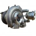 TD04 short nose Turbo, aftermarket, Saab 9-3 versie 1 en 9-5 Aero, TD04 type 260PK, org. nr. 55564966, 55560601, 55561884