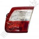 Achterlicht, rechtsbinnen, Origineel, Saab 9-3v2 cabrio, bj 2004-2007, ond.nr. 12831282, 12777324