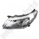 Koplamp, Links, Aftermarket, halogeen, Saab 9-3v2, bj 2008-2011, ond.nr. 12842041, 12770137