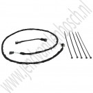 Aux kabelset, Origineel, Saab 9-3 sport, bouwjaar 2003 tm 2007, org. nr. 32000102