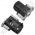 Elektrisch deel, contact slot, Origineel, Saab 900NG, 9-3 Versie 1 en 9-5 bouwjaar: 1994 t/m 1999 ond. nr. 4946307 4409553