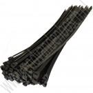 Tie-wraps, 300mmx5mm, zak van 100 stuks