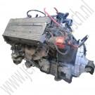 Complete motor, Saab 900 Classic 16V B202, Injectie, 16-klepsmotor, gebruikt, bouwjaar 1987-1993, ond.nr. 8788242, 7569486