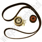 Distributieset, OE-Kwaliteit, Saab 9-3 v2, 1.9 TiD, 120PK, Z19DT, bj: 2006-2010, ond.nr. 93191277