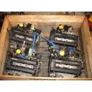 Complete motor, gebruikt, B235, Saab 9-3v1, 9-5, bj 1998-2010
