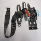 Veiligheidsgordel rechts voor, Origineel, Saab 9-3v2, bj 2003-2011, ond.nr. 12756364, 12796399, 12757692