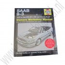 Haynes werkplaatshandboek, Saab 9-3 versie 1, bouwjaren 1998-2002, ond.nr. isbn 9781844256143
