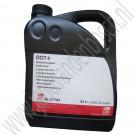 Remvloeistof, DOT 4, 5 liter, Febi Bilstein, voor elk type Saab