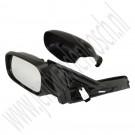 Complete zijspiegel incl. glas, elektrisch inklapbaar, links, OE-Leverancier, Saab 9-5, bouwjaar 2003 tm 2009, org. nr. 5512652, 32019408
