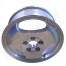 Velgenset, 3 spoke, 15 inch,  ALU 31, origineel, Saab 900NG, 9-3 versie 1 en 9-5, org. nr. 400111340, 5056023