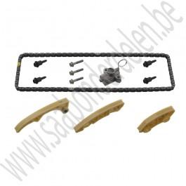 Balansaskettingset, OE-Kwaliteit, B207, Saab 9-3 versie 2 , ond. nr. 90537370 55557168