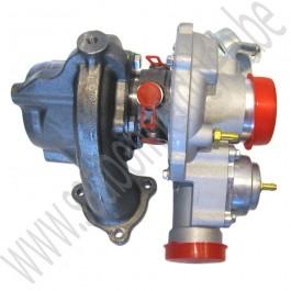 Turbo, Garrett GT2082, aftermarket, Saab 9-3 v2, B207E, B207L, bouwjaren 2003 - 2005, ond. nr. 12755106, 93184296