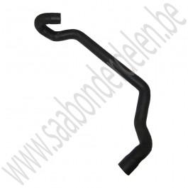 Bovenste radiateur slang, Origineel, Saab 9-5, bj 2006-2010, ond.nr 12756058