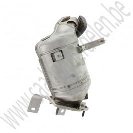 Katalysator, gebruikt, Saab 9-3v2, 1.8t, 2.0t, 2.0T, B207, bj 2005-2011, ond.nr. 12757248, 55571012