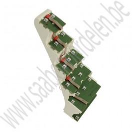 LED achterlicht reparatieset, Origineel, links, Saab 9-3v2 Sport Estate, bouwjaar 2005-2012, org. nr. 12774406