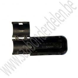 Stekker behuizing, deksel, Origineel, koplamp, Saab 9-3v2, bj 2008-2012, ond.nr. 12790002
