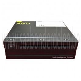 org. Saab 9-3V2 DVD-speler voor navigatiesysteem, bj. '04-'07, art. nr. 12802538, 12802114, 12768494