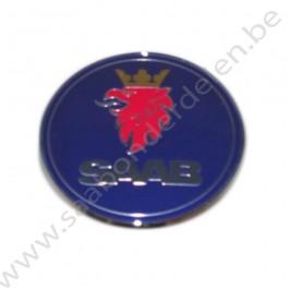 Nieuw logo kofferklep Saab 9-5 estate nieuwe versie bj: '06 tm '10 art. nr12844158 art. nr12769688