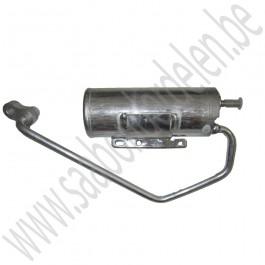 Filterdroger, origineel, 1.9 Diesel, Saab 9-3v2, bj 2005-2011, art.nr 13115040