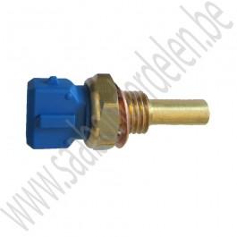 Motortemperatuursensor, OE-Kwaliteit, Saab 900 Classic, 900ng, 9000, blauwe stekker, oude type, ond.nr. 4503132, 90510183, 9357021