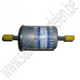 Benzine filter origineel Saab 9.3 sport en 9.5 bj: '04 tm '12 art. nr25313359