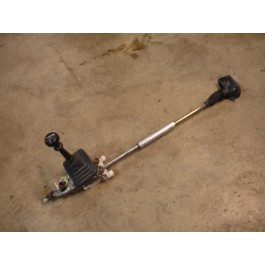 Versnellingspook met schakelmechanisme, gebruikt, Saab 900 Classic, ond.nr. 9348541, 9331539, 7543176, 7543184, 7547334, 9347816, 7540727, 9348665