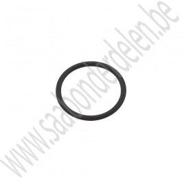 O-ring, expansieventiel, service slang, Saab 900NG, 9000, 9-3v1, bj 1985-2003, ond.nr. 4318051, 30541943