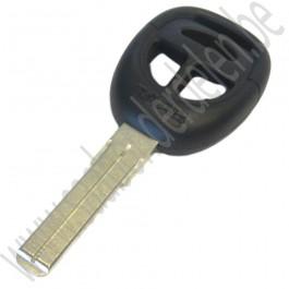 Ongeslepen sleutel, origineel, Saab 9-5, bouwjaar 2003 tm 2010, org. nr. 5363015, 32018042