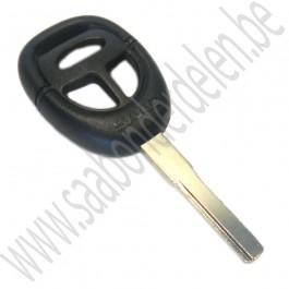 Sleutel ongeslepen, origineel, Saab 9-3v1, 9-5, bj 1998-2002, org.nr. 30584617, 5183025, 5189659, 400128898, 526327