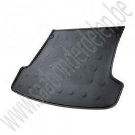 Nieuwe rubber mat voor bagage ruimte Saab 9-3 sport SE bj: '05 tm '12 art. nr32000114