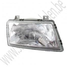 Koplamp R org. leverancier, Saab 900 klassiek bj: '87 tm '93 art. nr9120148 art. nr32000361 art. nr9555988