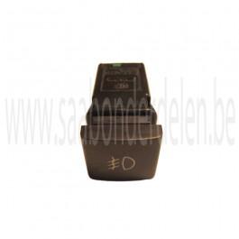 Schakelaar, mistlampen voor, gebruikt, Saab 900NG, 9-3v1, 9-5, bj 1994-2010, ond.nr. 12768423, 12755259, 4409223, 30550915