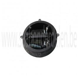 Spiegelmotor, gebruikt, zonder geheugen, links en of rechts, Saab 900NG, 9-3v1, 9-3v2, 9-5, bj 1994-2012, ond. nr. 4508081, 5032693, 5512413, 12767072