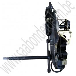 Bedieningsorgaan inclusief motor, afdekkap, gebruikt, Saab cabrio 900 ng. art.nr. 4558003, 4557898, 4859419,