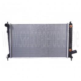 Nw. Saab 9-5 radiator, automaat, bj. '98-'01, nr. 4575718, 5329354