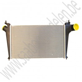 Intercooler voor Saab 9-5, alle types, benzine en diesel, bouwjaar 1998 tm 2010, org. nr. 4576039, 4726568
