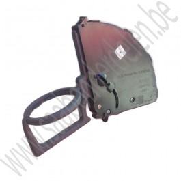 Bekerhouder, dashboard, gebruikt, Saab 9-5, bj 1998-2010, ond.nr. 4642633, 5016753, 5336722, 12761889